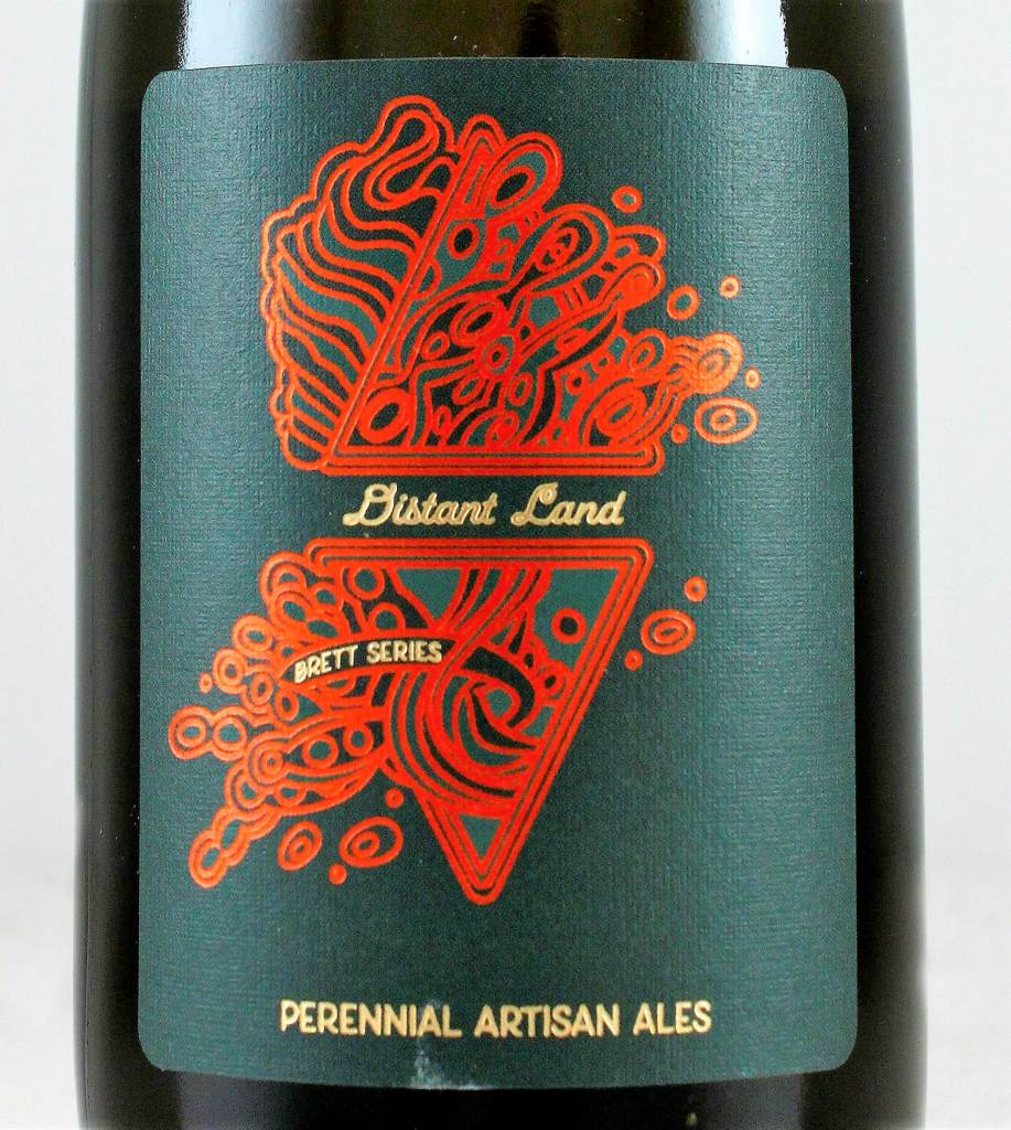 "Perennial Artisan Ales ""Distant Land"" Brett Saison"