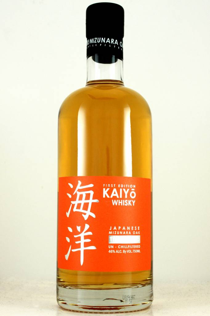 Kaiyo Whisky - The Peated, Japan