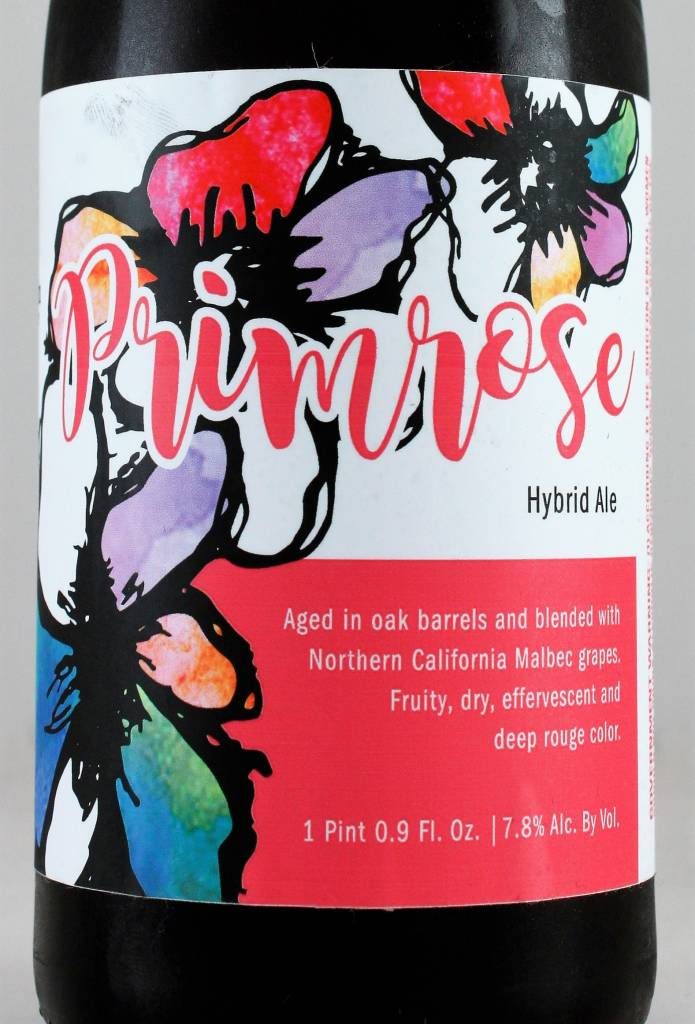 "Tahoe Mountain Brewing ""Primrose"" Hybrid Ale, California"