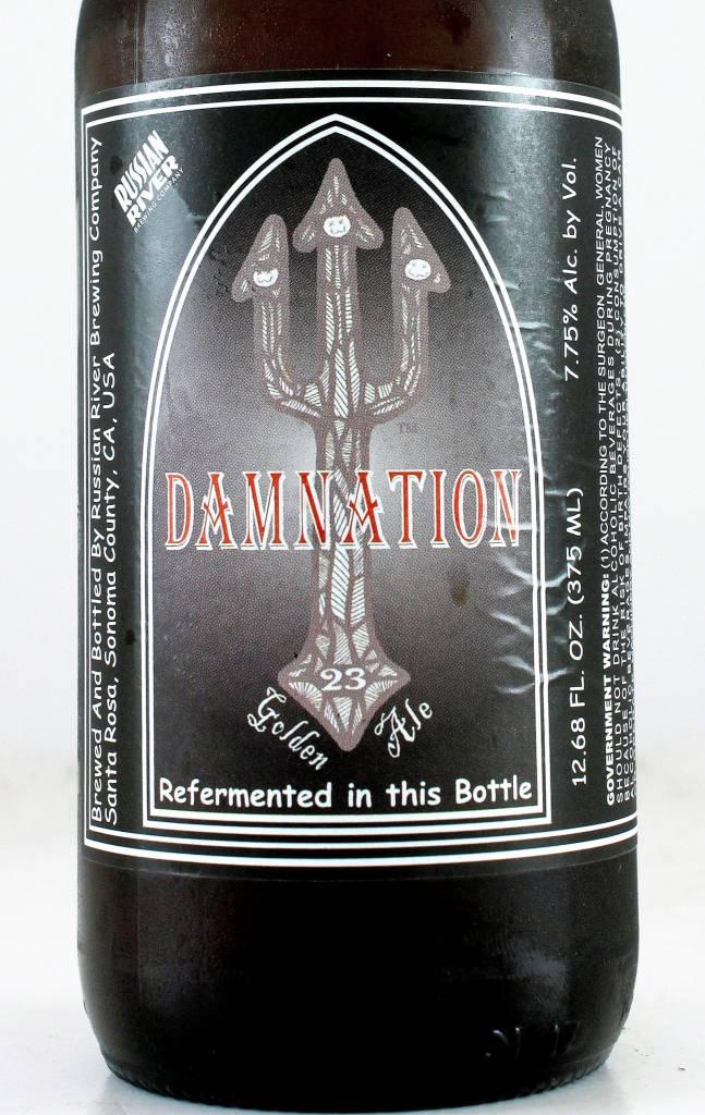 "Russian River Brewing ""Damnation"", California"