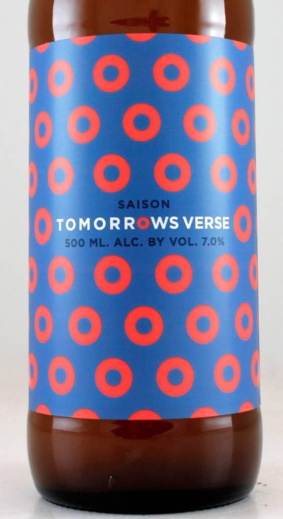 "Urban Roots ""Tomorrow's Verse"" Saison 500 ml"