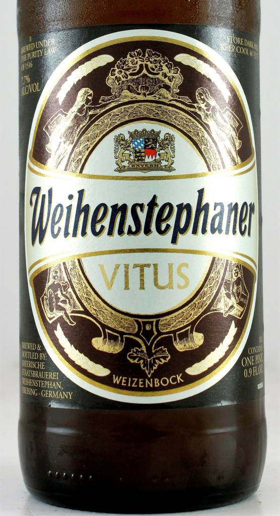 Weihenstephaner Vitus Weizenbock, Germany