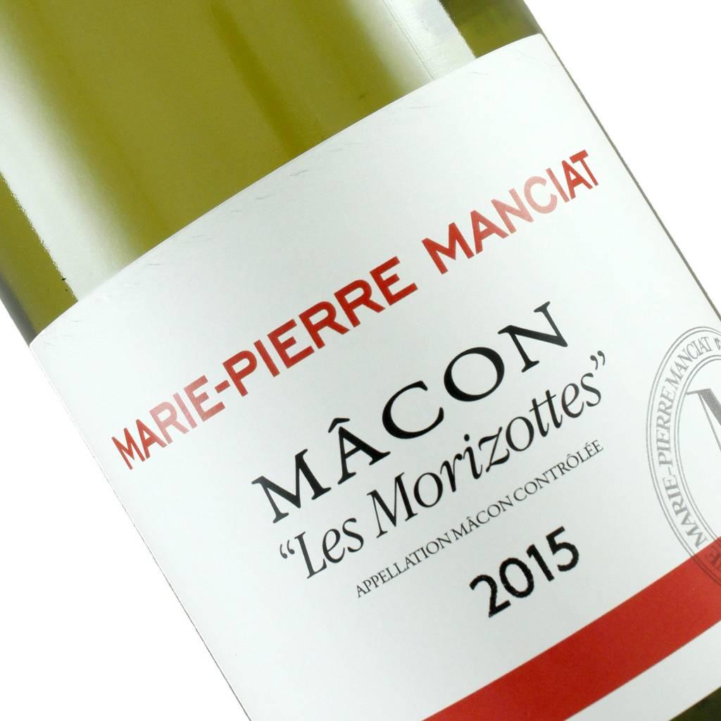"""Maire-Pierre Manciat 2015 Macon """"Les Morizottes"""" Burgundy"""