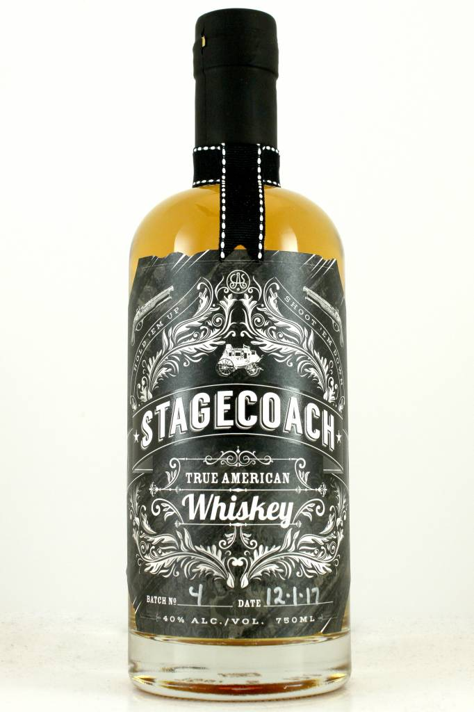 Cutler's Stagecoach True American Whiskey