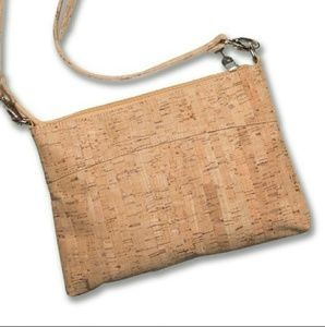 Chris's Stuff Cork Purse Crossbody
