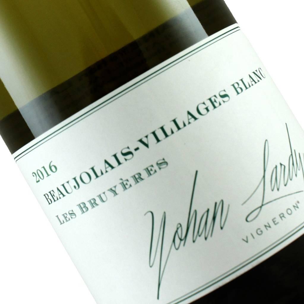 Domaine Yohan Lardy 2018 Beaujolais Villages Blanc