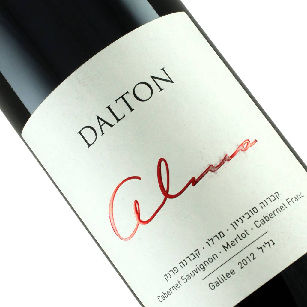 Dalton 2012 Alma Cabernet Sauvingon Merlot