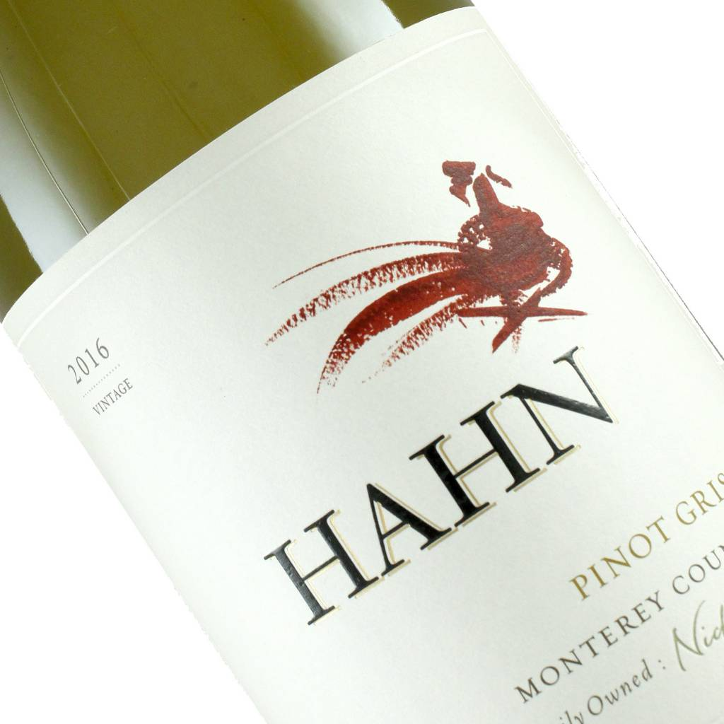 Hahn 2016 Pinot Gris, Monterey County