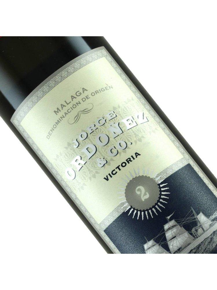 Jorge Ordonez & Co. 2017 Victoria #2 Unfortified Sweet Muscat, Spain - Half Bottle, Malaga Spain