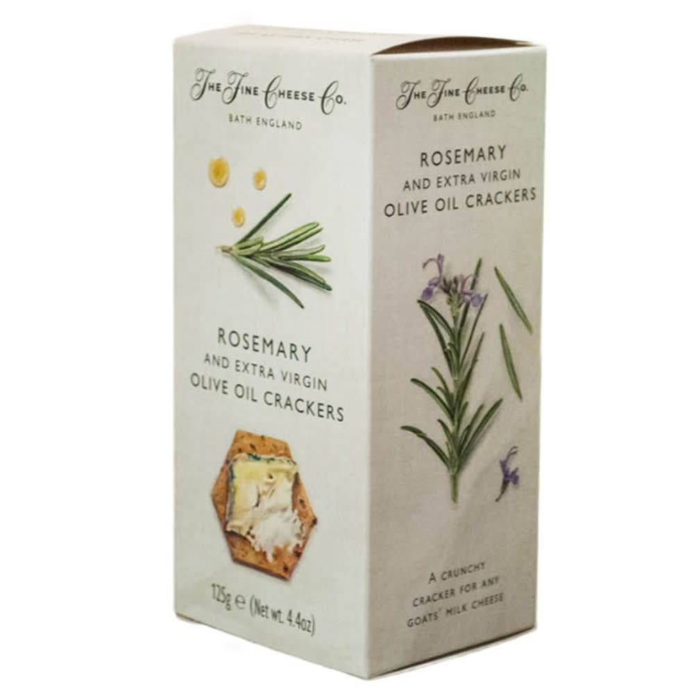Fine Cheese Co. Rosemary and Olive Oil Crackers