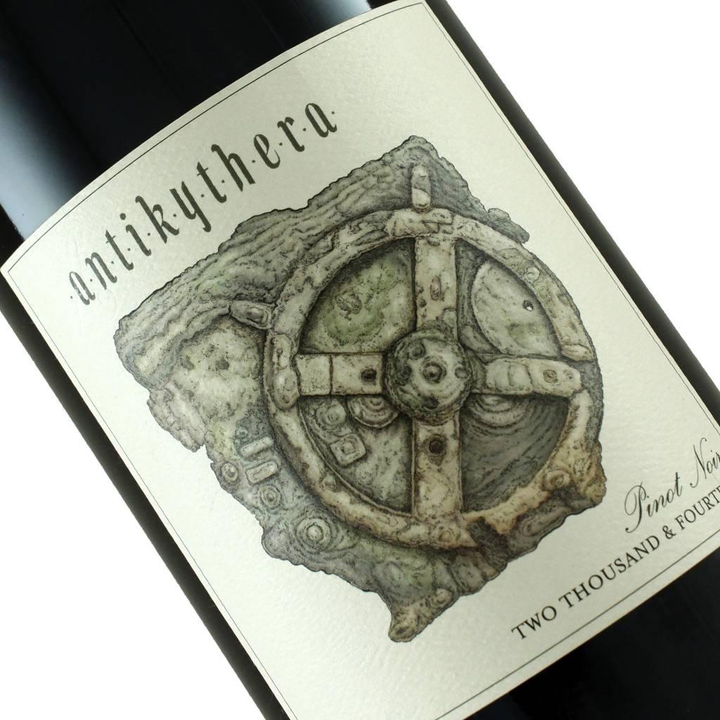 Antica Terra 2014 Pinot Noir 'Antikythera' Eola-Amity Hills, Willamette Valley, Oregon