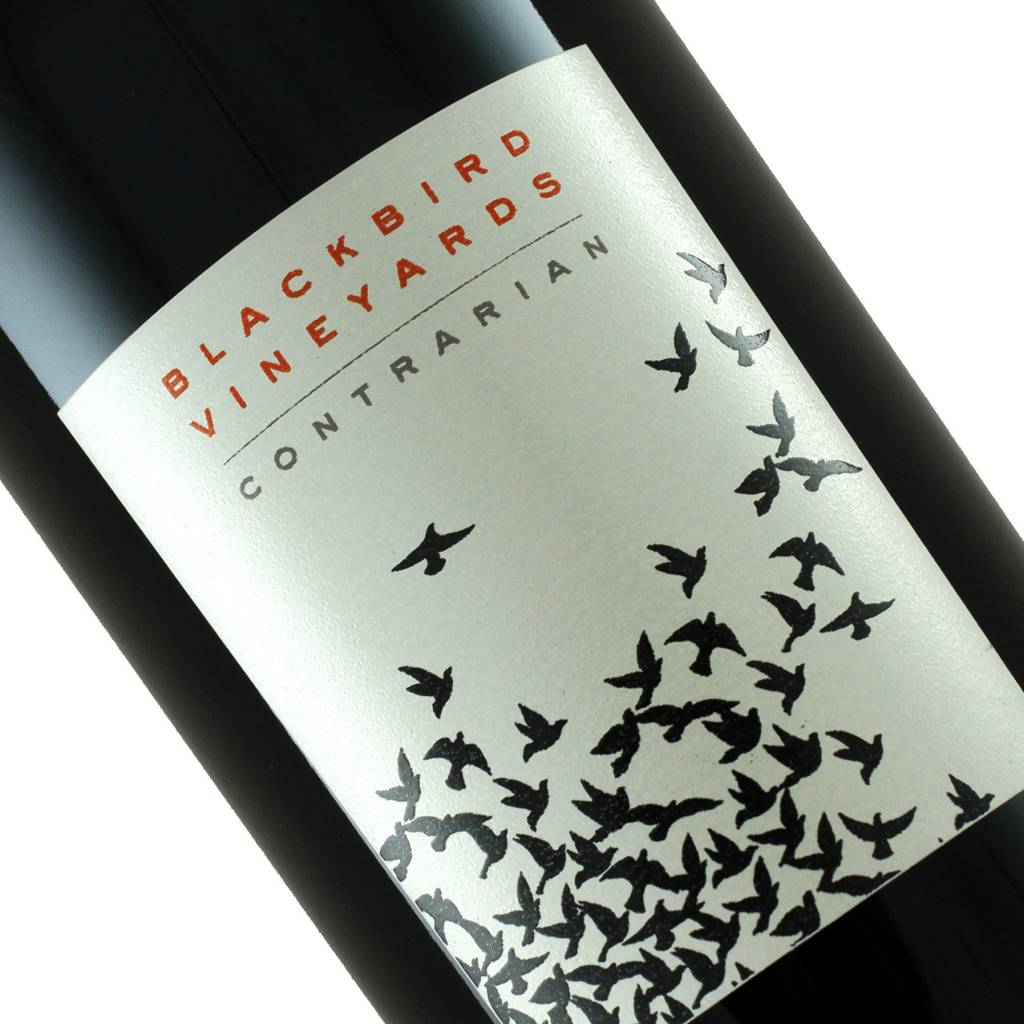 Blackbird Vineyards 2014 Contrarian Red Wine, Napa Valley