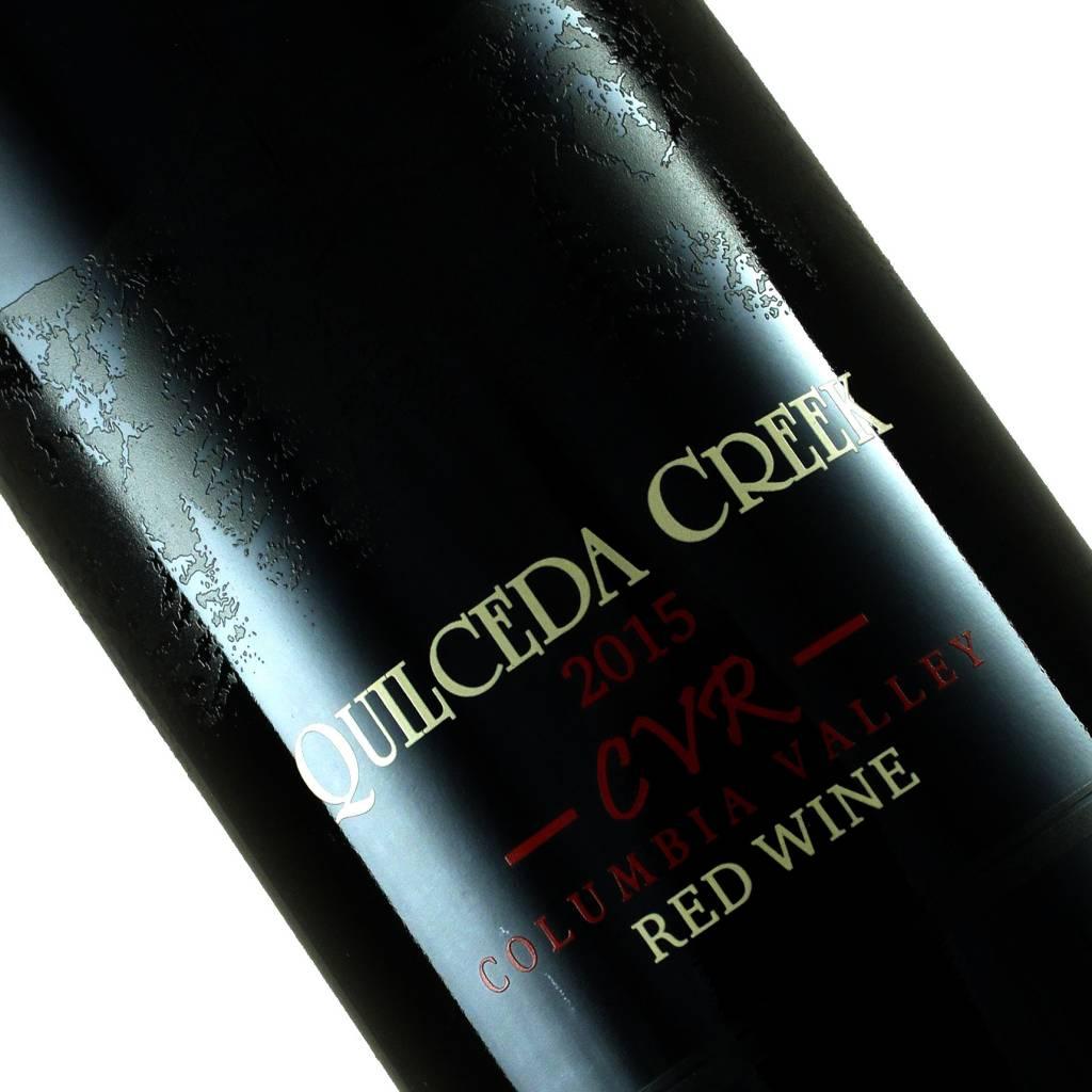 "Quilceda Creek 2015 ""CVR"" Red Wine, Columbia Valley, Washington"
