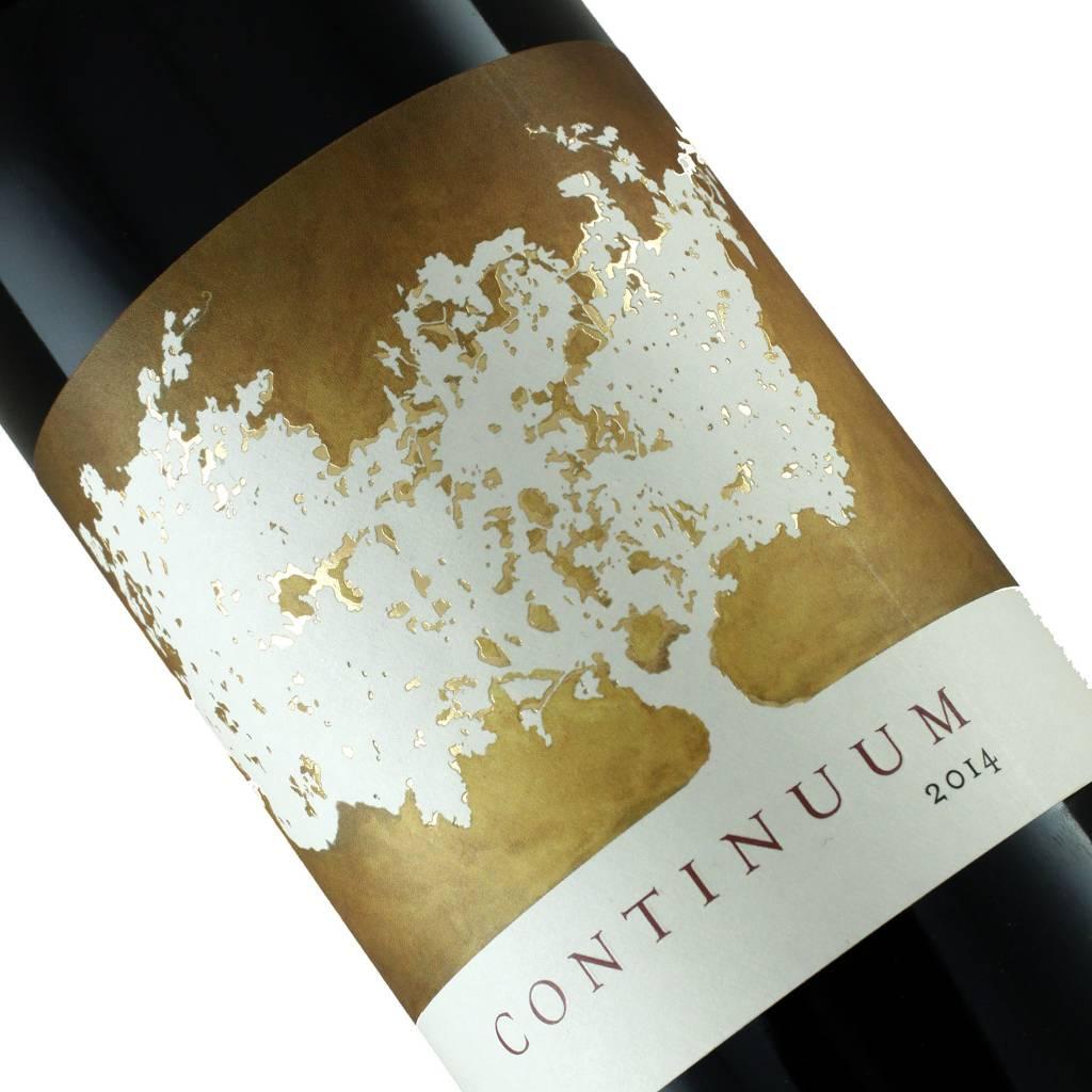 Continuum 2014 Sage Mountain Vineyard, Napa Valley Proprietary Red Wine