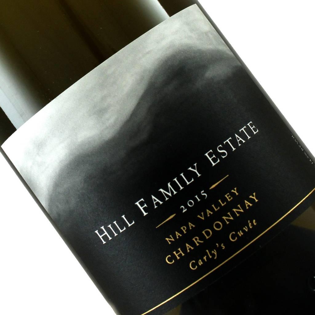 Hill Family 2015 Chardonnay Carly's Cuvee Napa Valley