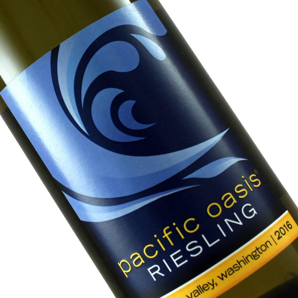 Pacific Oasis 2016 Riesling Columbia Valley, Washington