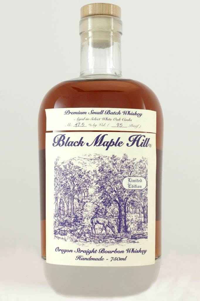 Black Maple Hill Small Batch Bourbon Whiskey. Oregon