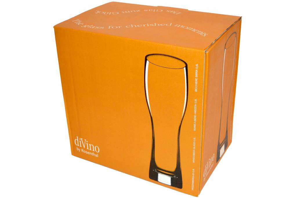 Di Vino by Rosenthal Wheat Beer Glass