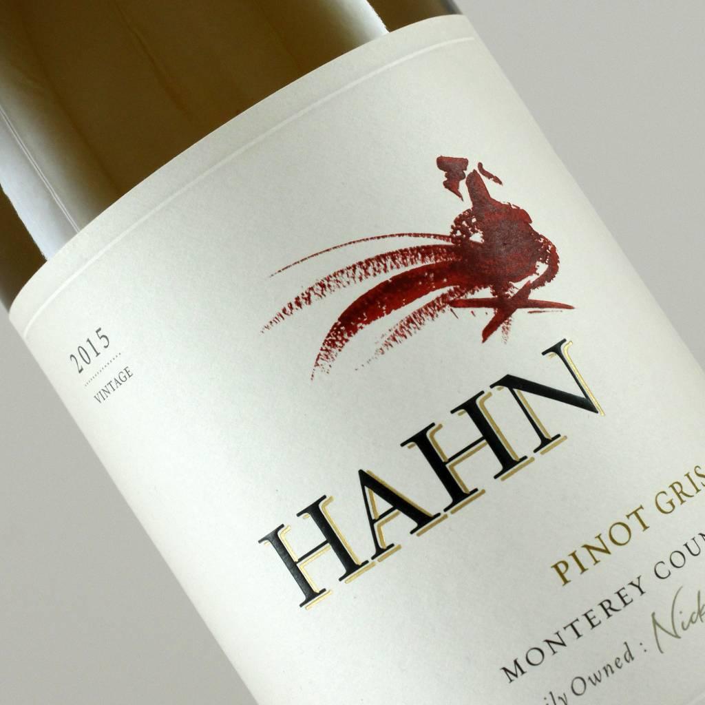 Hahn 2015 Pinot Gris, Monterey County