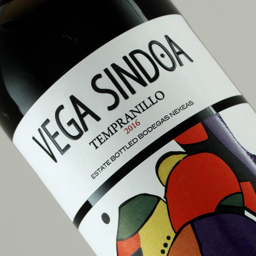 Nekeas 2016 Vega Sindoa Tempranillo, Navarra
