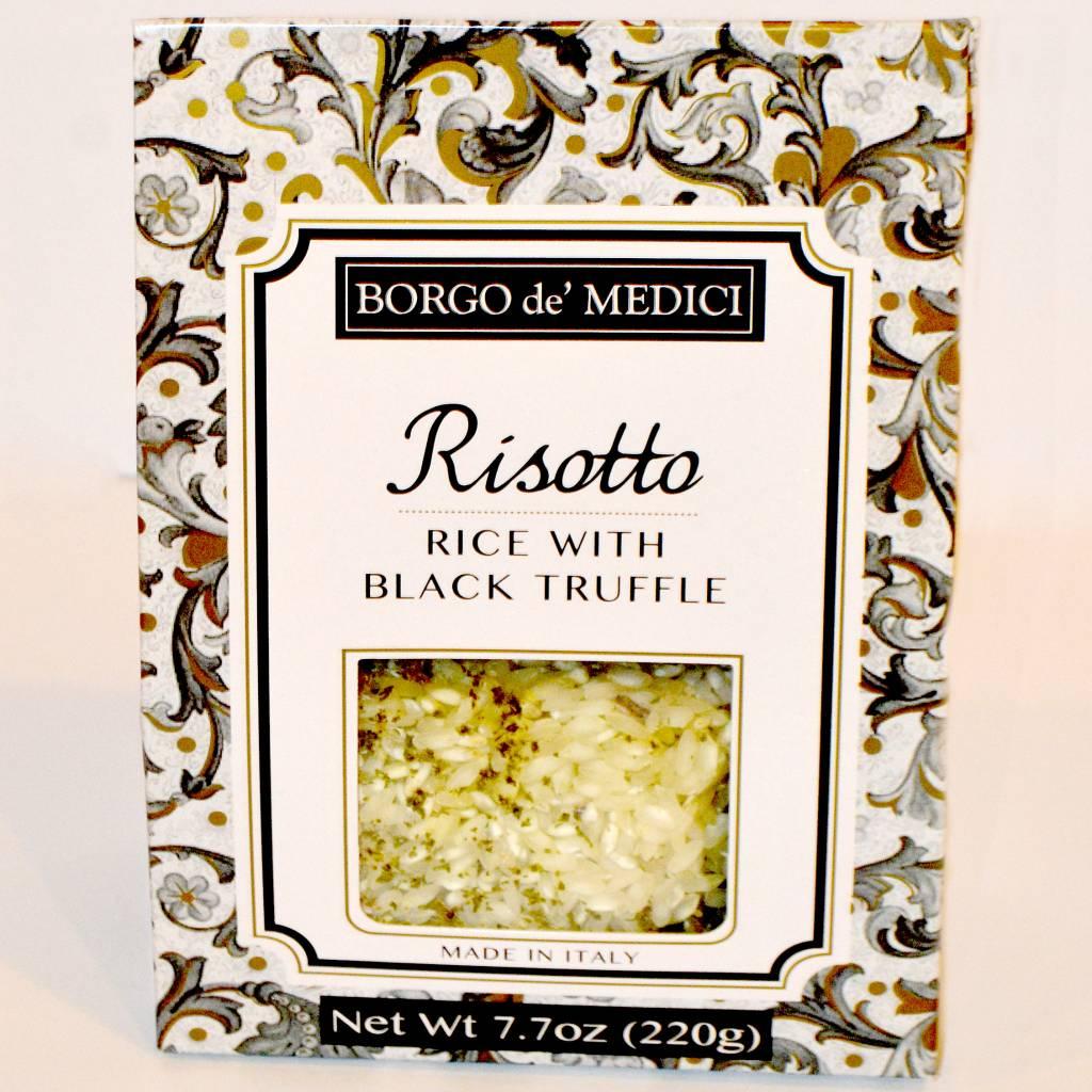 Borgo de' Medici Risotto Rice with Black Truffle, Italy