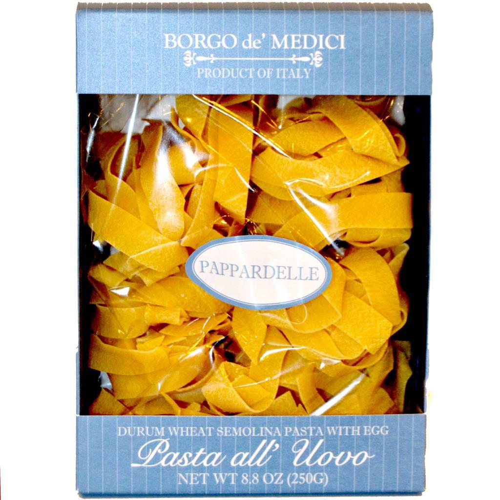 Borgo de' Medici Pappardelle Nests Egg pasta, Italy