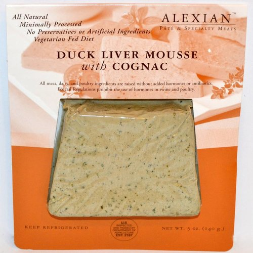 Alexian Pate--Duck Liver Mousse With Cognac, Neptune, New Jersey