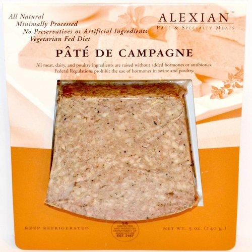 Alexian Pate de Campagne, Neptune, New Jersey