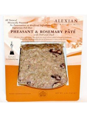 Alexian Pate--Pheasant & Rosemary, Neptune, New Jersey