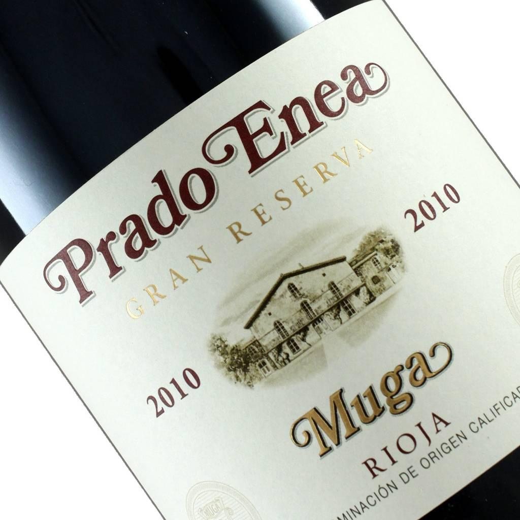 Muga 2010 Prado Enea Rioja Gran Reserva, Spain