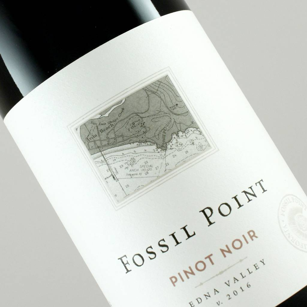 Fossil Point 2017 Pinot Noir, Edna Valley