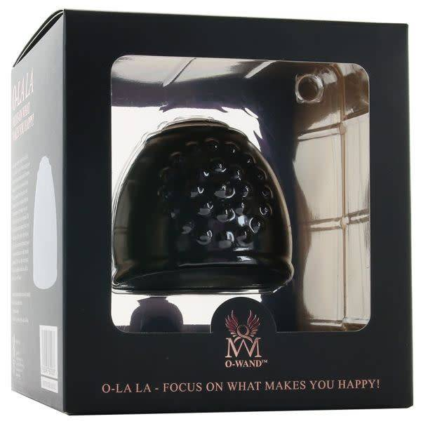 O-La La Noir Clitoral Stimulating Wand Attachment