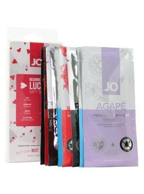 System JO Jo Beginner's Luck Lubricant Gift Set