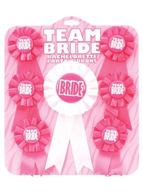 Kalan LP Team Bride Ribbons - Pack of 7