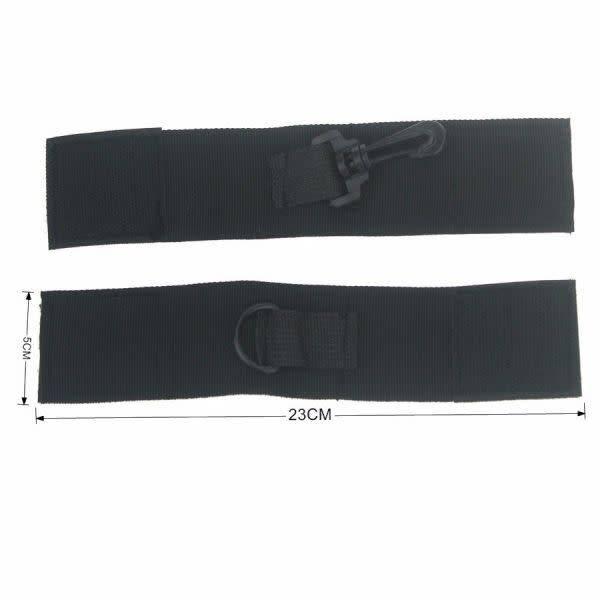 Premium Products Basic Velcro Wrist Cuffs