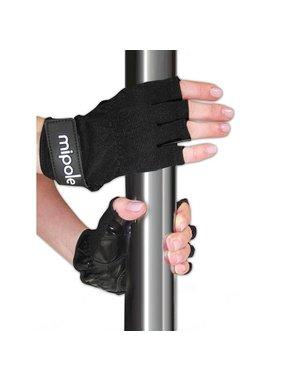 MiPole Dance MiPole Dance Pole Black Gloves (Pair)