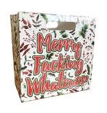 Gift Bag: Merry Fucking Whatever