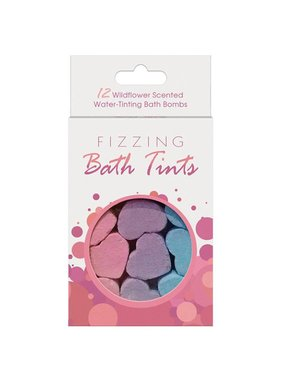 Kheper Games Fizzing Bath Tints Bath Bombs