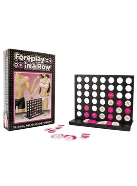 MFKS Games Inc. Foreplay in a Row Game