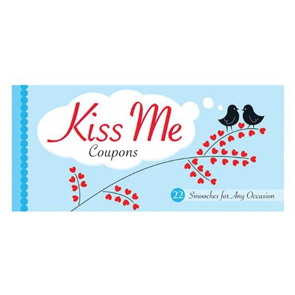 Kiss Me Coupon Book