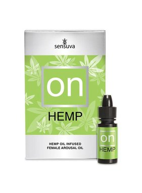 Sensuva ON Hemp Female Arousal Oil