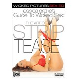 Jessica Drake's Guide to Wicked Sex: The Art of Striptease (DVD)
