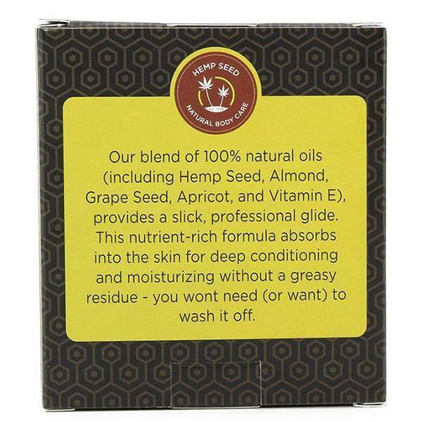 Earthly Body Earthly Body Edible Massage Oil Gift Set (Classic)