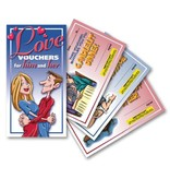 Ozze Creations Love Vouchers for Him and Her