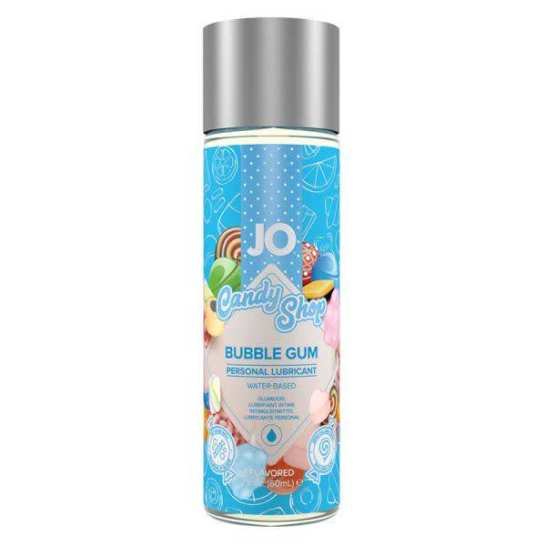 System JO Jo Candy Shop Flavoured Lubricant 2 oz (60 ml)