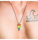 Andrew Christian Menswear Andrew Christian Rainbow Cock Charm