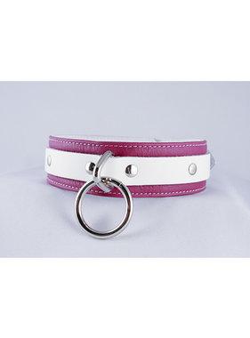 Aslan Leather Inc. Aslan Pink Candy Collar