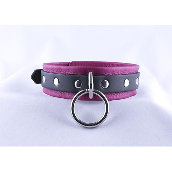 Aslan Leather Inc. Nicki Collar