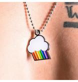 Andrew Christian Menswear Andrew Christian Pride Rainbow Pendant