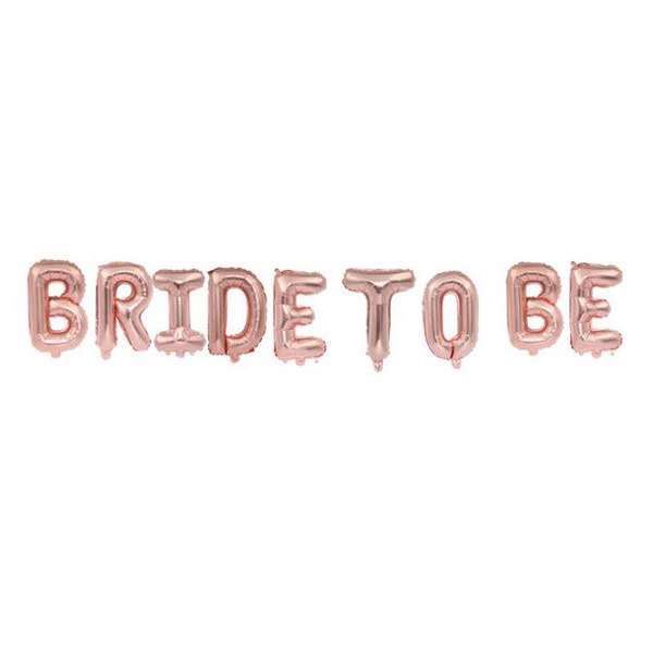 Premium Products Bride to Be Foil Balloons